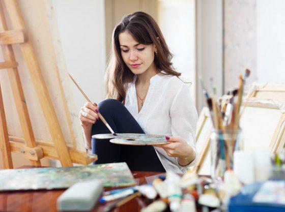ศิลปะช่วยให้จิตใจดีขึ้น